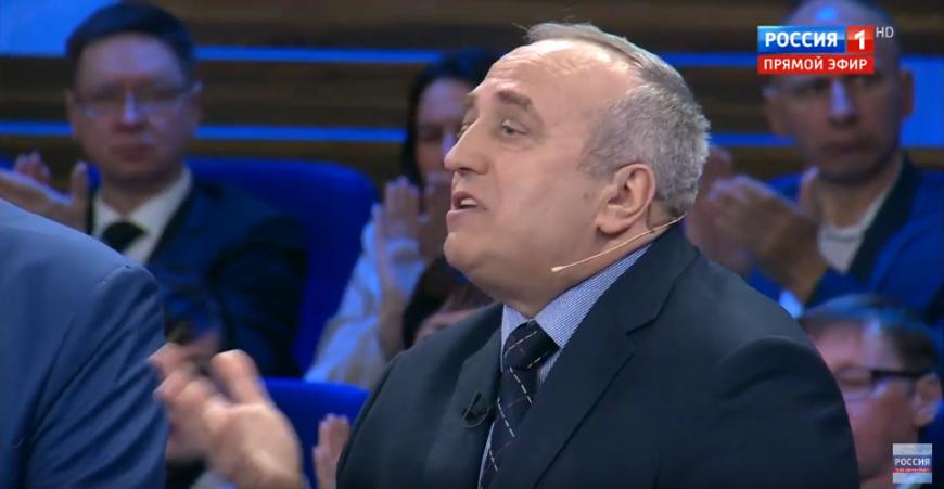 Клинцевич указал на три важные аспекта, интересующие Россию на тему Украины