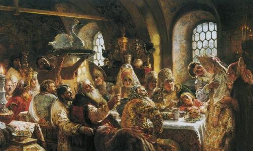 Какие блюда ел Иван Грозный
