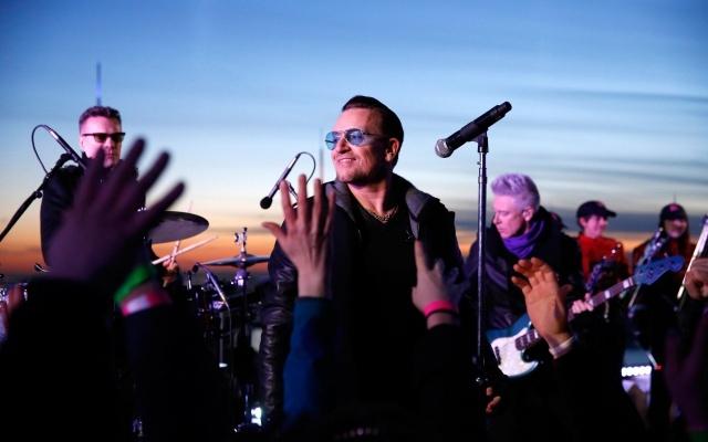 U2 все еще не исключают возможности выхода нового альбома в 2014 году