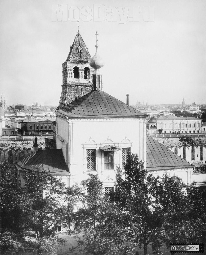 Москва. Утраченные храмы Московского Кремля,ч.3