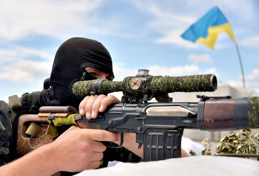 Киев создал снайперскую груп…
