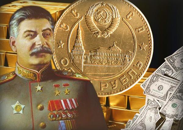Картинки по запросу Сталин обрушил доллар