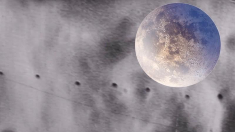 На картах Луны обнаружили це…