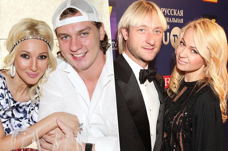 Российские знаменитости, которые предпочитают парней помоложе