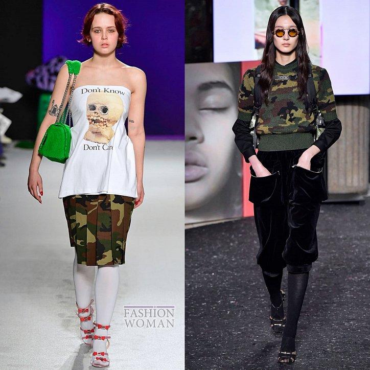 Модные принты осень-зима 2019-2020 фото №40