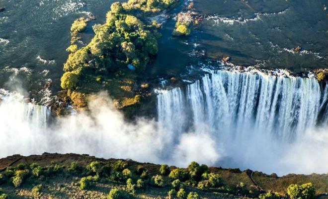 Больше 250 метров до дна. Самая глубокая река мира: Конго Культура