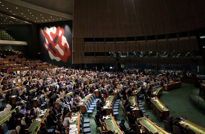 Генассамблея ООН призвала РФ…
