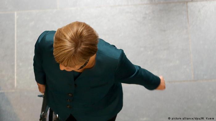 Меркель капут?