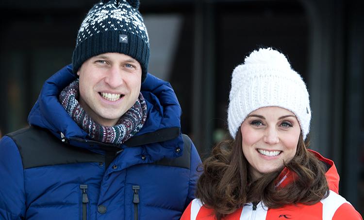 Новый тур для Уильяма и Кейт…
