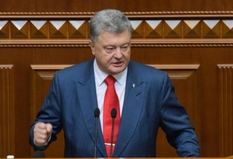 Порошенко выступил, Кремль в шоке
