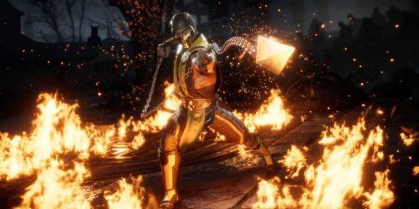 NetherRealm Studios показала игровой процесс Mortal Kombat 11 на Nintendo Switch action,mortal kombat 11,nintendo switch,Игры