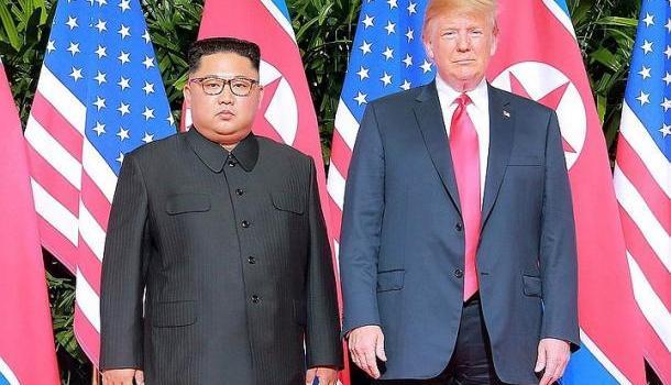Трамп: КНДР обладает огромным потенциалом