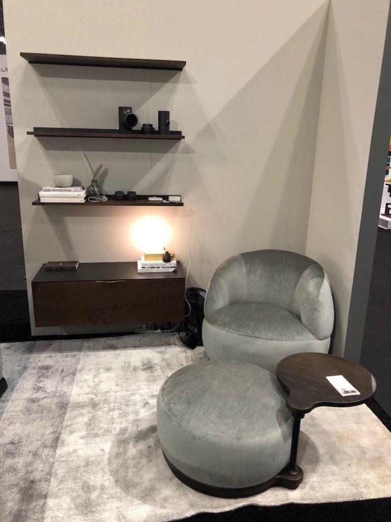 Современный мебельный стиль
