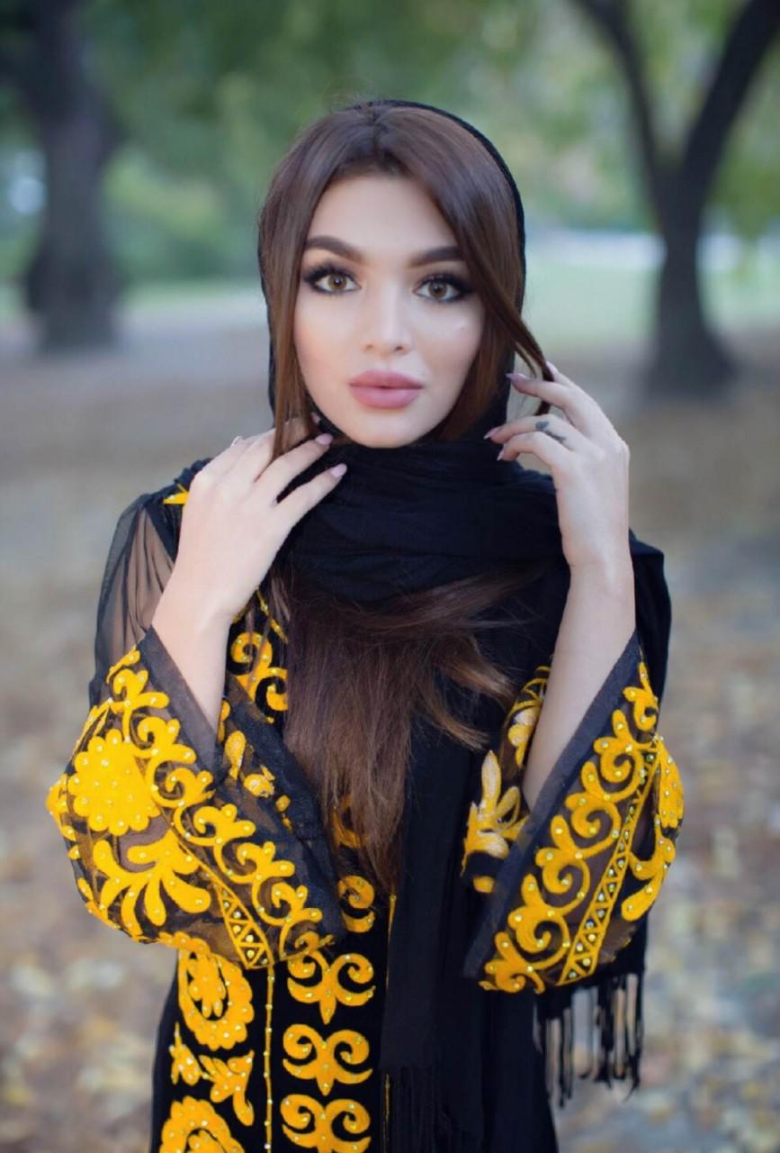 Самые красивые девушки таджикистана — img 14