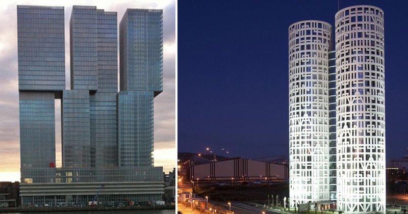 15 самых неземных небоскребов мира красота, небоскребы, самый-самый, строительство, удивительное, фантастика