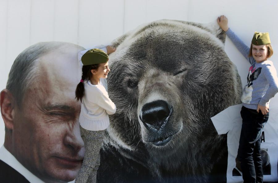 Имперский менталитет России