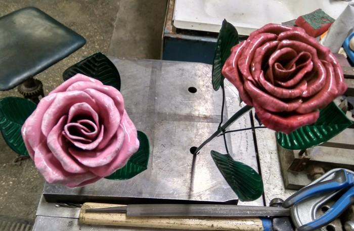 Дело было вечером, делать было нечего завод, умелые руки, роза, длиннопост