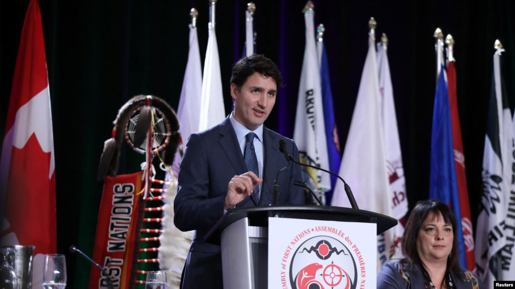 В Канаде ответили на просьбу жителей Киселёвска об убежище