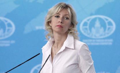 Мария Захарова высмеяла обвинения США о причастности России к убийству брата Ким Чен Ына