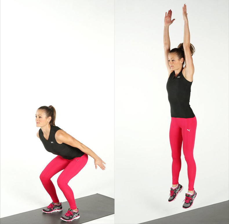 7 прыжков для похудения