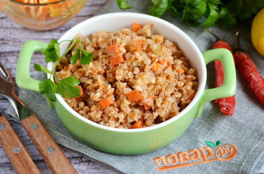 Гречка И Морковь Похудеть. Гречневая диета для похудения