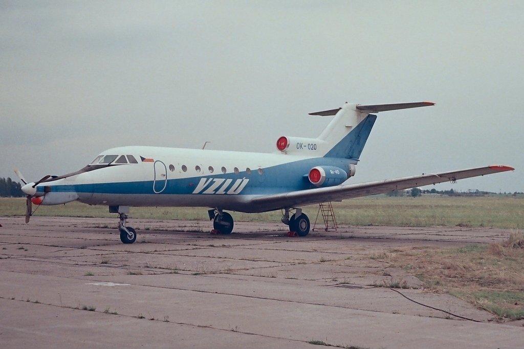 Второе дыхание Як-40: российский самолет ставят на крыло
