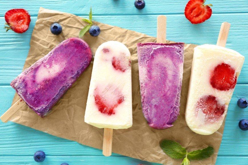 Вкусно и полезно: готовим мороженое