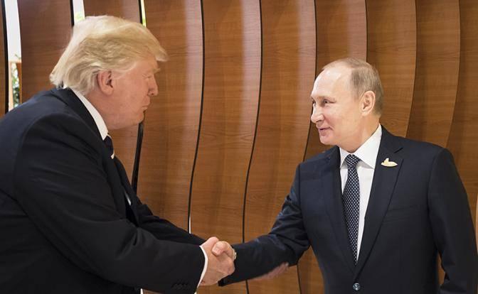 Разворот Путина к Китаю испугал Трампа
