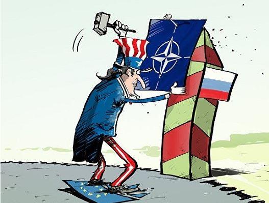 Трамп выступил против расположения войск НАТО у границ России