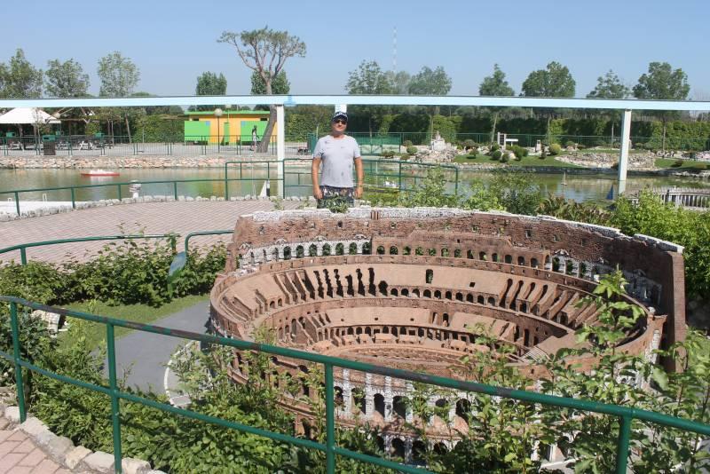 Симметрия и асимметрия ответов. Где же российский парк Римини?