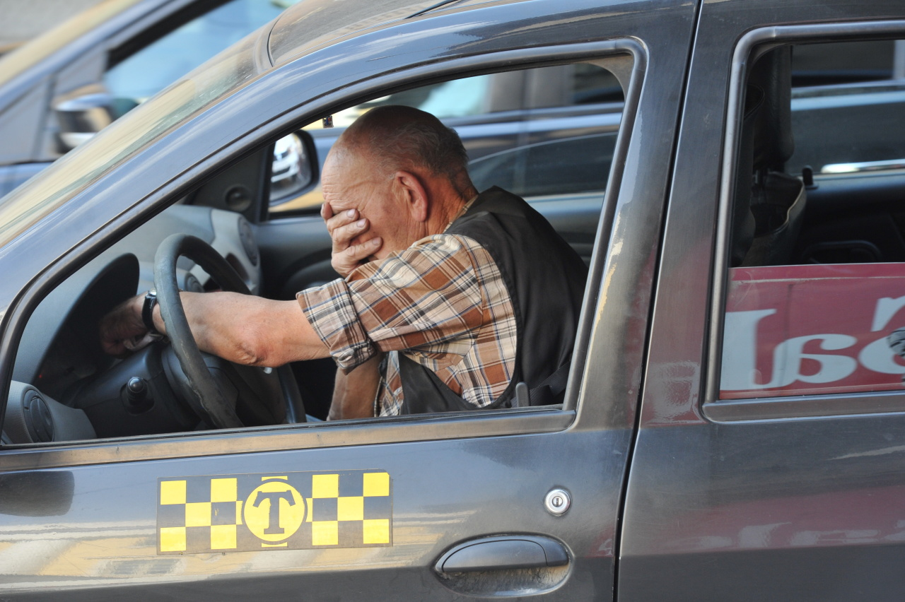 Записки таксиста