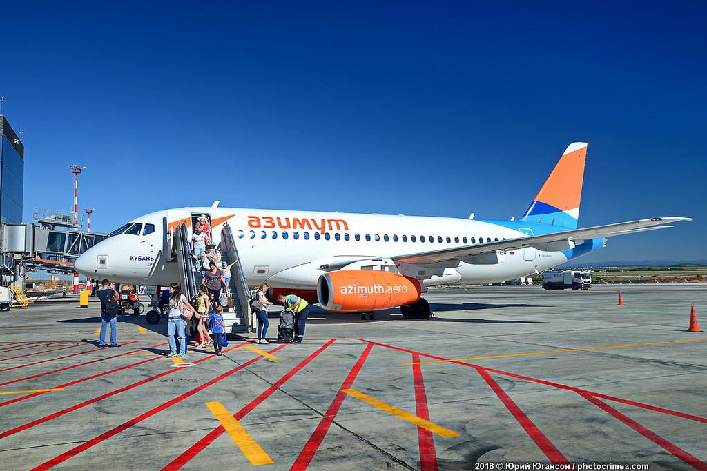 гортензии цветут авиакомпания азимут фото самолеты там чисто, епло