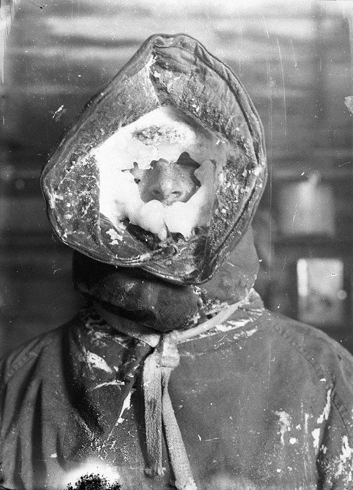 Первая австралийская экспедиция в Антарктику: редкие фото гибельного пути