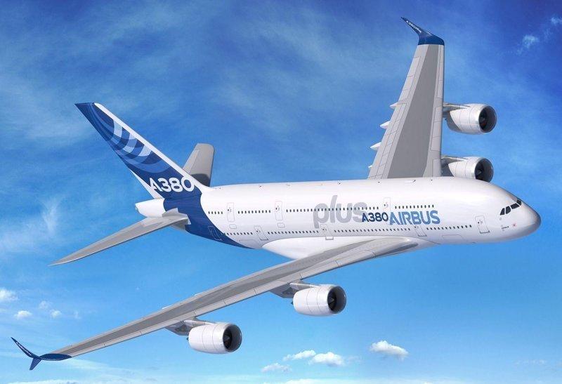 Как строят А380