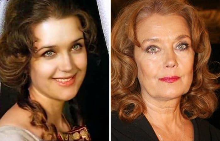 Ирине Алферовой – 70: Почему одна из самых красивых актрис сыграла так мало ролей в кино и театре