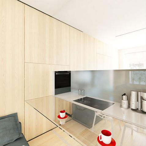 Идеи для кухни от GORLOV&ARCHITECTS