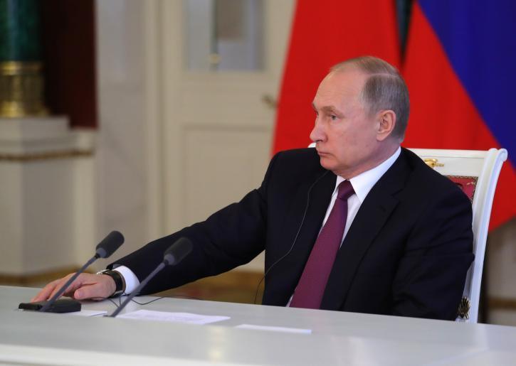 Мощный урон для Киева: Владимир Путин продлил запрет для Украины