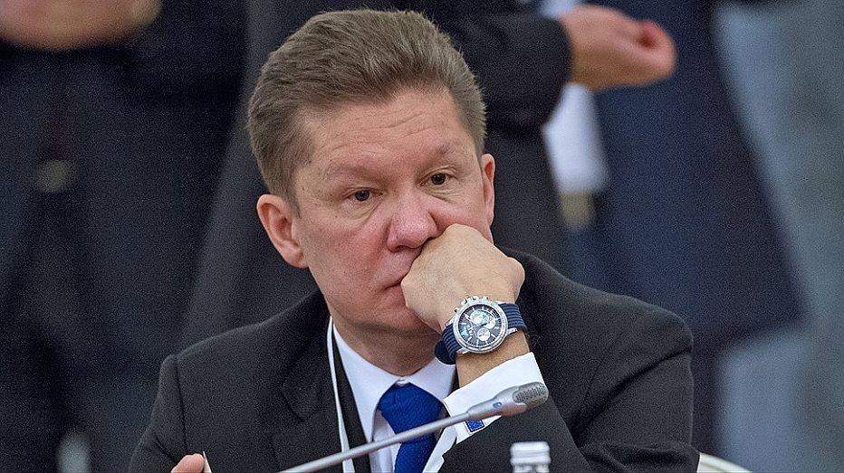 «Газпром» переводит сотрудни…