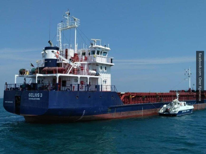 Украинский капитан объявил о готовности прорваться через Керченский пролив с боем