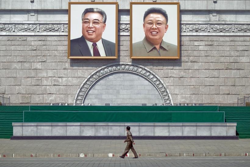 Северная Корея, как она есть: свежий фоторепортаж из изоляции