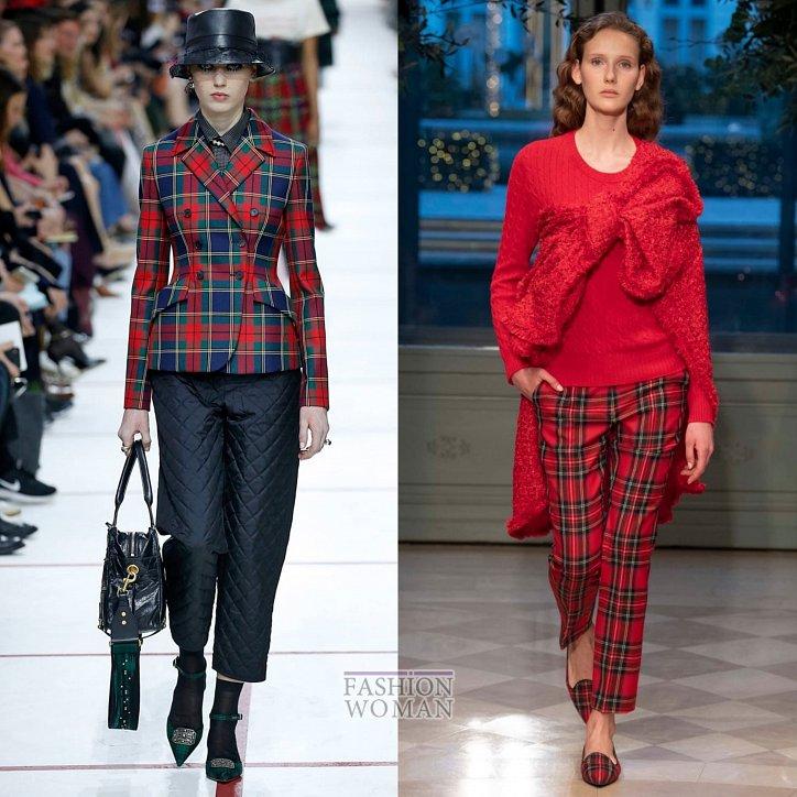 Модные принты осень-зима 2019-2020 фото №2