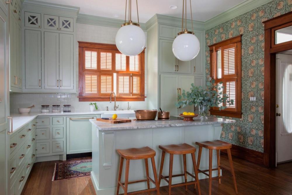 15 стильных идей для оформления кухни