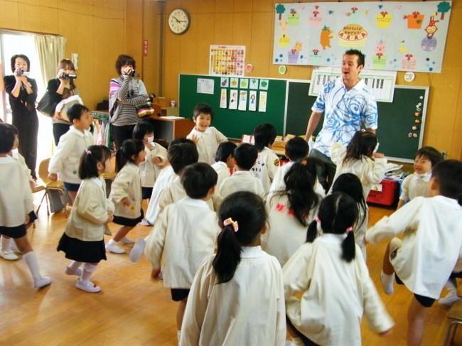 Любопытное о японских школах