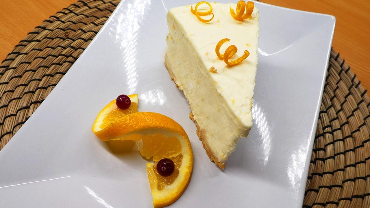 Апельсиновый  чизкейк | Десе…