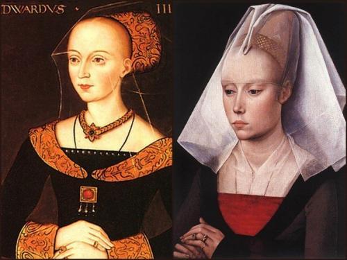 История моды. Мода позднего Средневековья
