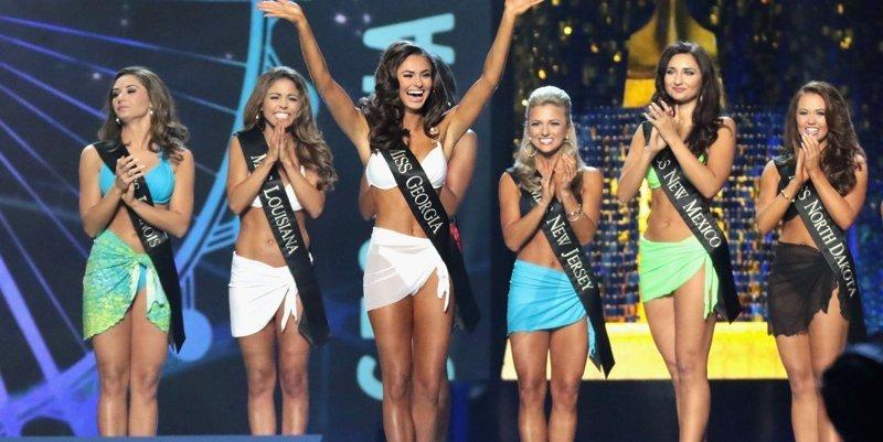 В конкурсе «Мисс Америка» больше не будет полуголых девушек
