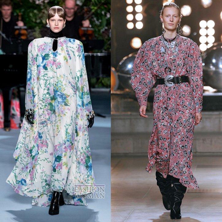 Модные принты осень-зима 2019-2020 фото №18