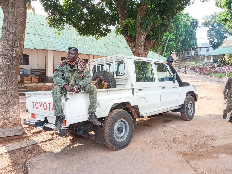 Армия ЦАР успешно противостоит боевикам и проводит разминирование территории страны Весь мир
