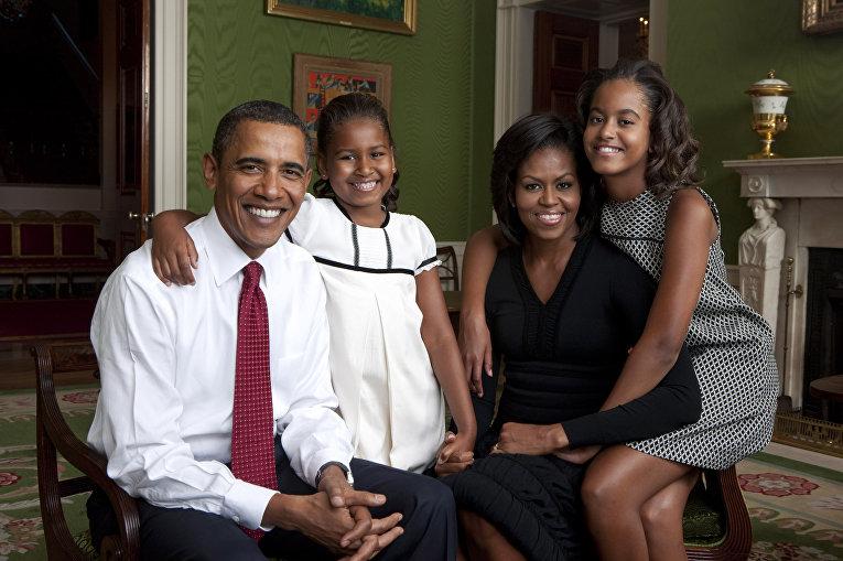 American Thinker (США): Малия, Мишель, Барак и скандал с поступлением в университет