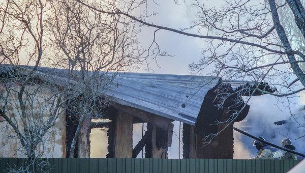 Пожар в подмосковной психбольнице унес жизни почти 40 человек